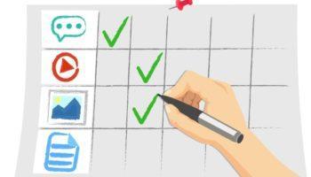 Как составить эффективный контент-план