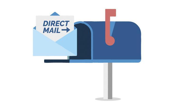 Традиционная почтовая рассылка