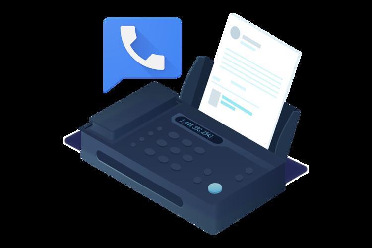 Доставка информации факсом